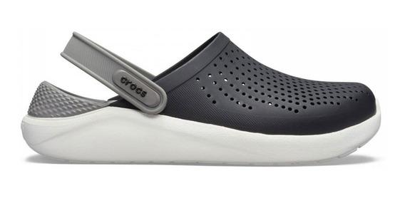 Crocs Literide Clog Black Smoke 4592