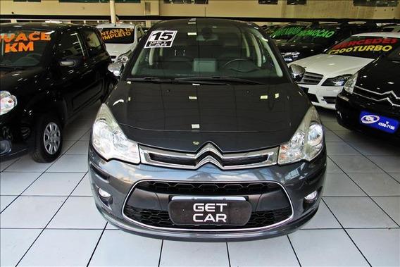 Citroën C3 C3 1.6 Exclusive 16v Flex 4p Automatico