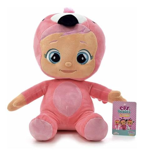 Imagen 1 de 4 de Cry Babies Bebes Llorones Peluche 40 Cm Phi Phi Toys