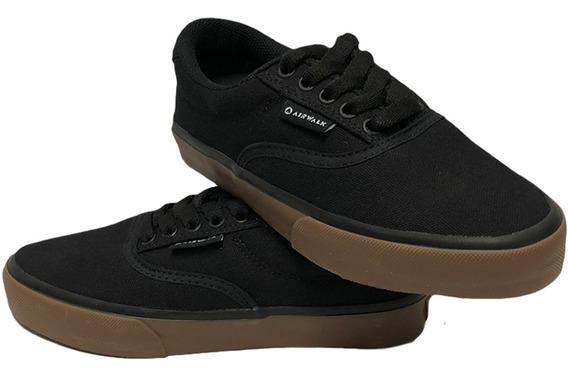 Zapatillas Airwalk Mode Ntx Lyte Negro/caramelo