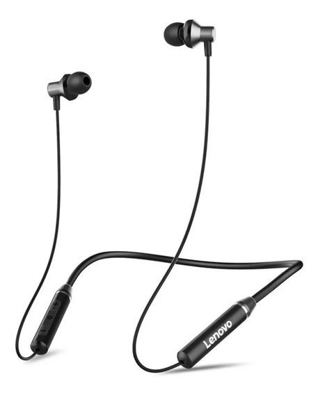 Fone De Ouvido Ipx5 Lenovo Bluetooth 5.0 Prova D
