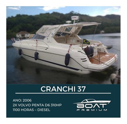 Cranchi 37, 2006, 2x Volvo Penta D6 310hp - Phantom - Focker