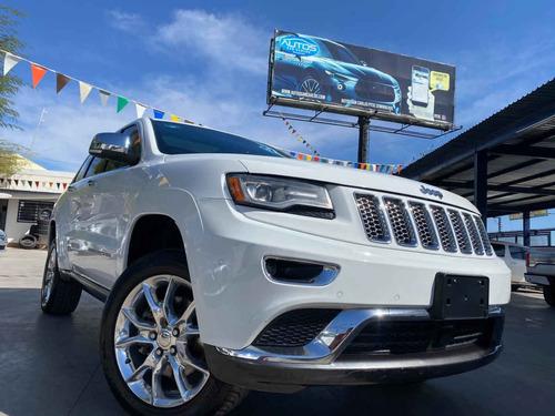 Imagen 1 de 15 de Jeep Cherokee 2014 5p Overland Summit 4x4 V8/5.7 Aut