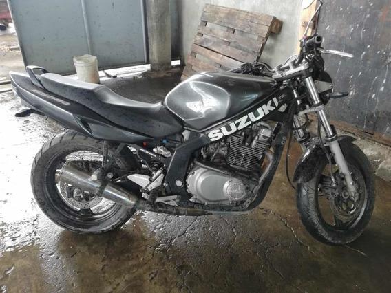 Susuki Gs500 Cc500 2009
