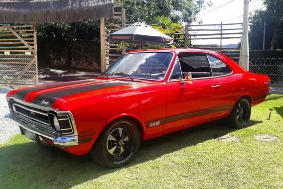 Gm Opala Ss 6 Plaqueta N Dodge Ford Gol Fusca