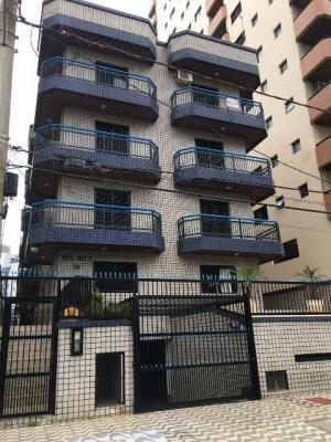 Apartamento No Bairro Tupy, Em Praia Grande - 5088/p