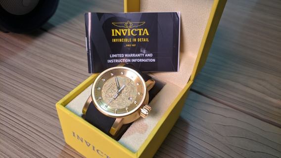 Relógio Invicta Nh35a Automático Original 12790 15863