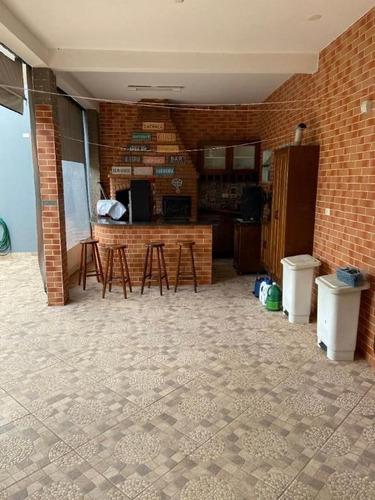 Imagem 1 de 18 de Sobrado Com 3 Dormitórios À Venda, 480 M² Por R$ 2.500.000 - Jardim - Santo André/sp - So1579