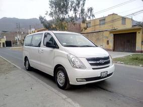 Minivan Hyundai H1 En Optimas Condiciones Y Poco Uso