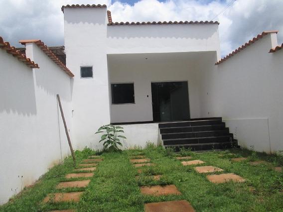 Casa No Bairro Ipanema, Com Ótimo Acabamento ,em Santa Barbara - 2718