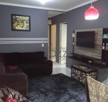 Apartamento Com 2 Dormitórios À Venda, 42 M² Por R$ 170.000,00 - Parque Sevilha (nova Veneza) - Sumaré/sp - Ap5050