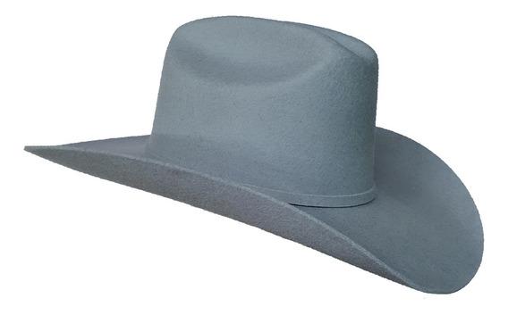 Texana 100% Lana Horma Marlboro, Malboro Sombrero Tejana Tex