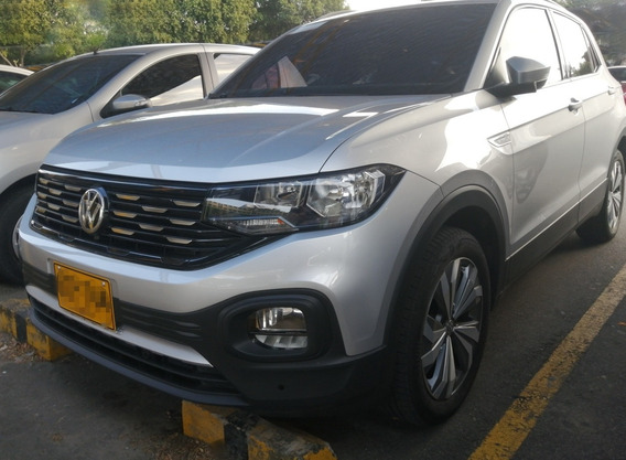 Volkswagen T Cross Aut 2020 T Cross Aut Full