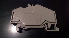 Borne Wago 281,mola, 4mm2, 2ptas-kit ( 312pçs)