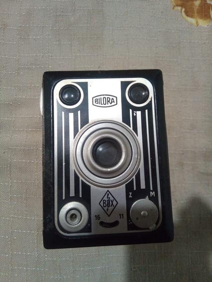 Máquina Fotográfica Marca Bilora Anos 40 / 50