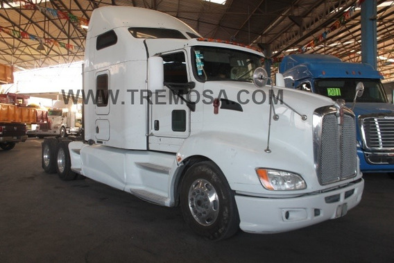 Tractocamion Kenworth T660 2010 100% Mex. #3162