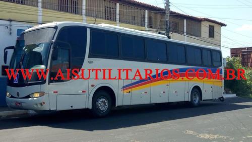 Marcopolo Viaggio 1050 2005 Completo Scania Confira!! Ref.07