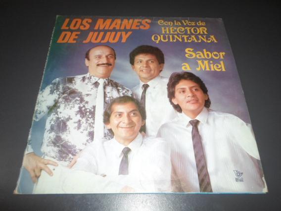 Los Manes De Jujuy - Sabor A Miel * Disco De Vinilo