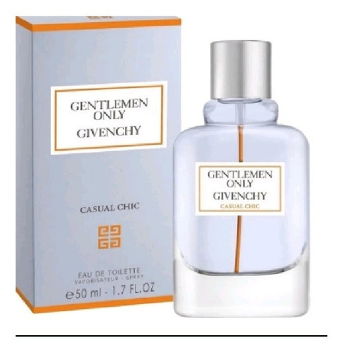 Gentleman Only Casual Chic X 50 Ml. Edt Givenchy Original!!