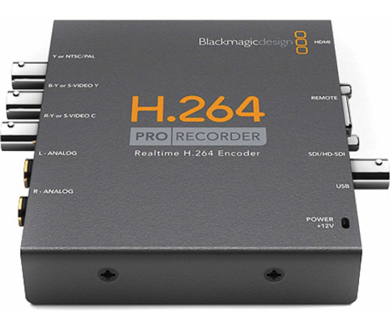 Blackmagic Design H.264 Pro Recorder-