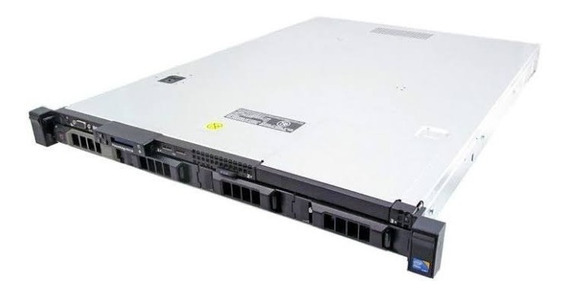 Servidor Dell Poweredge Quad R410 32gb 2hd 300gb Nf Garantia