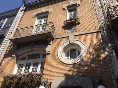 Casa Sola En Renta Roma Norte
