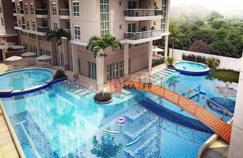 Apartamento Com 1 Dormitório, 40 M² - Venda Por R$ 263.000,00 Ou Aluguel Por R$ 1.200,00/mês - Taquara - Rio De Janeiro/rj - Ap0495