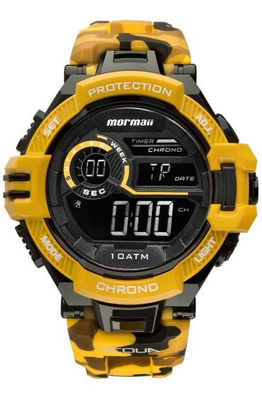 Relógio Masculino Mormaii Sport Digital Mo1134/8l