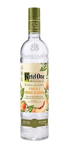 Vodka Ketel One Botanical Peach & Orange Blossom - 750ml