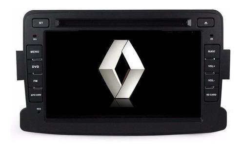 Imagen 1 de 5 de Estereo Renault Dvd Gps Duster Logan Stepway Sandero Touch
