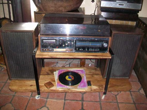 Antiguo Equipo De Sonido Grande Marca Sony, Muy Buen Estado