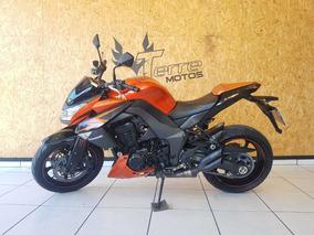 Kawasaki Z 1000 Abs 2012