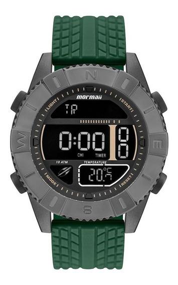 Relógio Mormaii Action Masculino Grafite Mo5334ae/8c