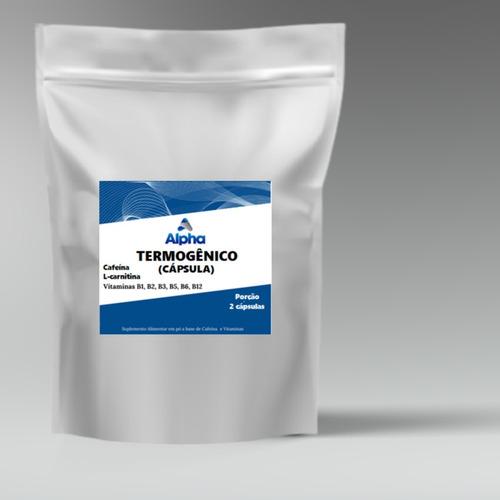 Termogênico Alpha - 1.080 Cápsulas