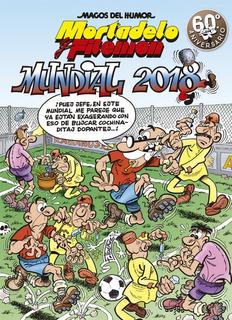 Mortadelo Y Filemon Mundial 2018 - Ibañez, Francisco