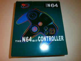 Controle Nintendo 64 Usb.