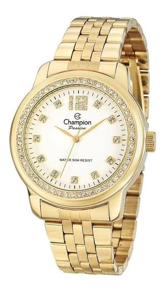 Relógio Champion Cn29954h - Feminino Original C/ Nf-e