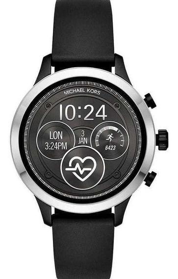 Michael Kors Smartwatch Runway Mkt5049 Caja Sellada