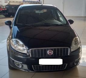 Fiat Linea Essence 1.8 2012 2013 Preta Completo