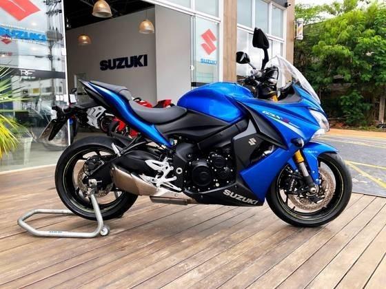Suzuki Gsx S1000f Abs 2018