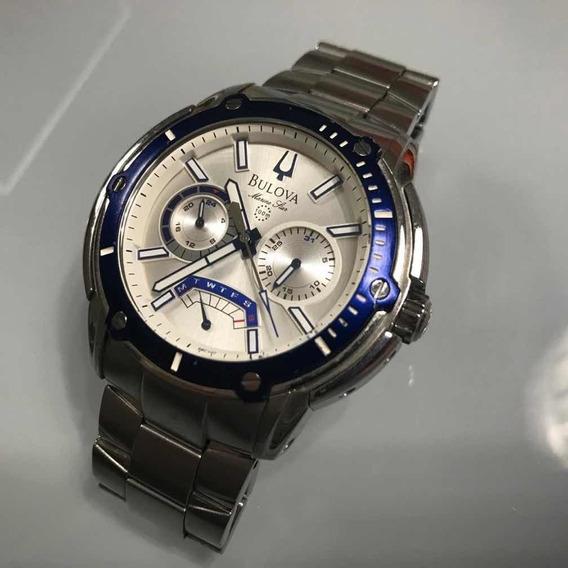 Relógio Bulova Marine Star Wb31069