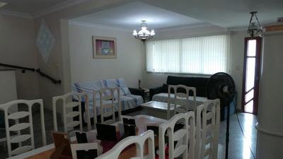 Casa Em Vila Belmiro, Santos/sp De 0m² 6 Quartos À Venda Por R$ 2.300.000,00 - Ca152102