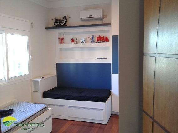 Linda Casa No Campos Do Conde1 - 390m² De Terreno, Esquina E 350m² Construídos - Automatizada - 4 Dorms ( 3 Suítes ). - 4423 - 33800139