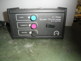 Vintage Omega Super Chromega C-700