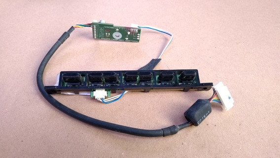 Teclado Com Sensor Tv Samsung Ln 40b530p2m