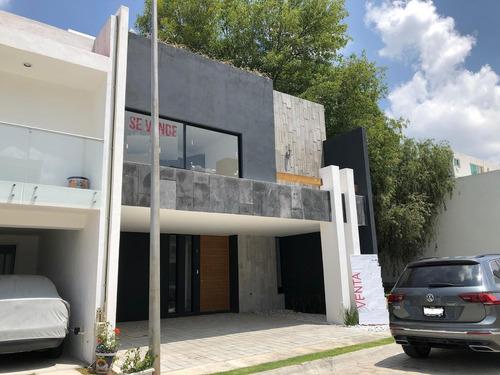 Imagen 1 de 15 de Casa En Venta En Bosques De San Diego, Forjadores, Cholula, Puebla