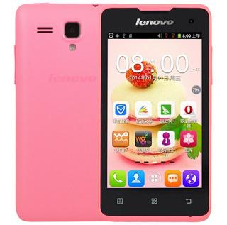 Lenovo A396 (color Rosa) 4.0 Pulgadas Android 2.3 Quad Core