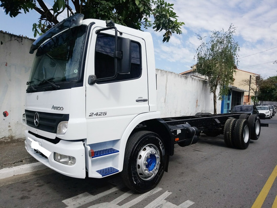 Mb Atego 2425 Ano 2009 No Chassi