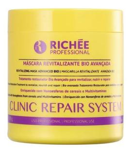 Richée Clinic Repair System - Máscara Capilar 500g
