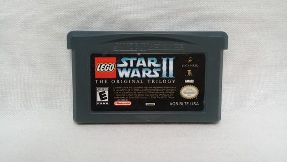 Lego Star Wars 2 The Original Trilogy Gameboy Advanced Usado